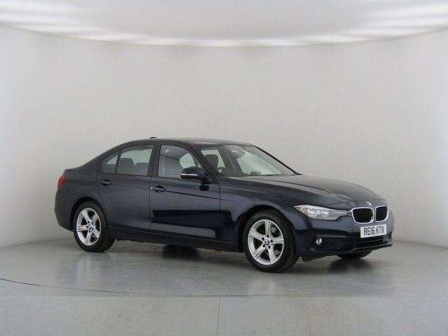 View our 2016 16 BMW 3 SERIES 2.0 318D SE 4d 148 BHP