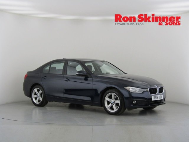 View our 2016 16 BMW 3 SERIES 2.0 318D SE 4d 148 BHP