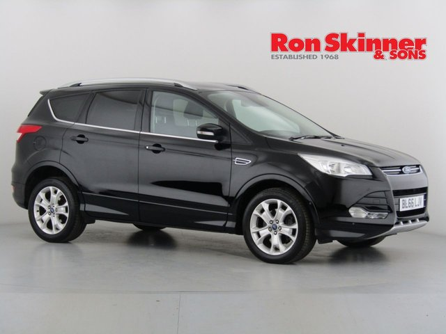 View our 2016 66 FORD KUGA 2.0 TITANIUM SPORT TDCI 5d 148 BHP