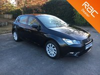 USED 2013 63 SEAT LEON 1.6 TDI SE 5d 105 BHP Great Size 5 Door Hatchback!    Free To Tax!