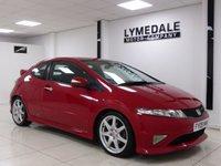 2009 HONDA CIVIC 2.0 I-VTEC TYPE-R GT 3d 198 BHP £7390.00