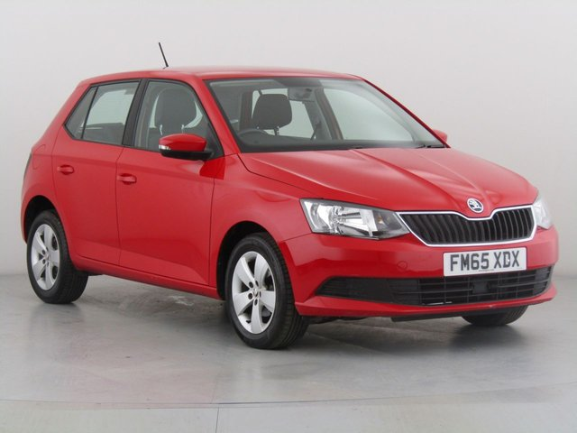 View our 2016 65 SKODA FABIA 1.0 SE MPI 5d 74 BHP