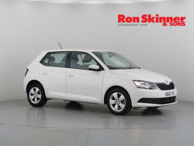 View our 2016 16 SKODA FABIA 1.0 SE MPI 5d 74 BHP
