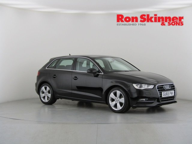 View our 2015 65 AUDI A3 1.6 TDI SPORT 5d 109 BHP