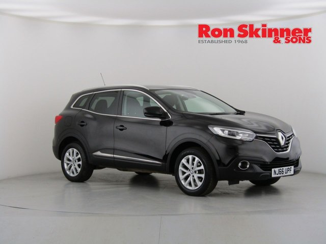 View our 2016 66 RENAULT KADJAR 1.5 DYNAMIQUE NAV DCI 5d 110 BHP