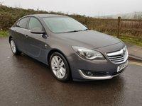 2014 VAUXHALL INSIGNIA 1.8 SRI 5d 138 BHP £7290.00