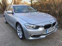 2012 BMW 3 SERIES 2.0 320D LUXURY,SUNROOF, CREAM LEATHER, AUTO 184 BHP £10970.00
