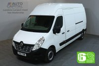 USED 2017 67 RENAULT MASTER 2.3 LH35 BUSINESS DCI 130 BHP LWB EXTRA H/ROOF EURO 6 ECO  EURO 6 ECO DRIVE