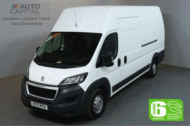 2017 17 PEUGEOT BOXER 2.0 BLUE HDI 435 L4H4 130 BHP EXTRA LWB X/H/ROOF FWD EURO 6 VAN EURO 6 ENGINE SPARE KEY