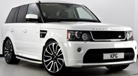 USED 2013 13 LAND ROVER RANGE ROVER SPORT 3.0 SD V6 HSE Black Edition 4X4 (s/s) 5dr Auto [8] Autobiography Exterior Pack ++