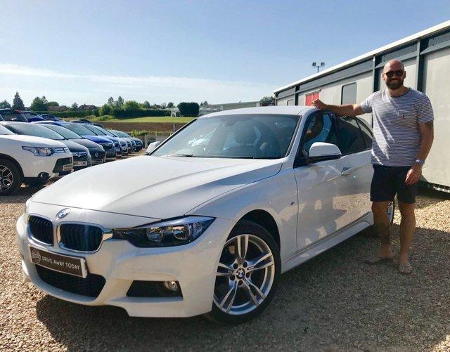 2014 14 BMW 3 SERIES 2.0 320d M Sport xDrive (s/s) 4dr