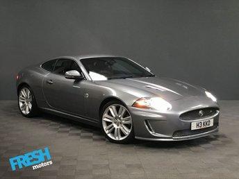 2009 JAGUAR XKR 5.0 Supercharged AUTO  £19000.00