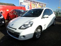 USED 2012 12 RENAULT CLIO 1.1 EXPRESSION PLUS 16V 3d 75 BHP