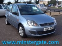 2006 FORD FIESTA 1.4 STYLE TDCI 5d 68 BHP * FULL SERVICE HISTORY * £2390.00