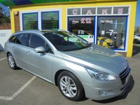 USED 2011 11 PEUGEOT 508 1.6 ACTIVE SW HDI 5d 112 BHP **JUST ARRIVED**DIESEL ESTATE**