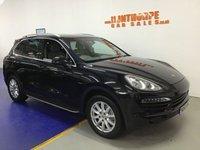2013 PORSCHE CAYENNE 3.0 D V6 TIPTRONIC 5d AUTO 245 BHP £23995.00