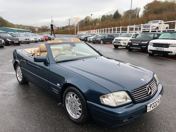 1997 MERCEDES-BENZ SL