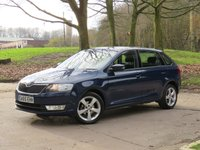USED 2015 65 SKODA RAPID 1.2 SPACEBACK SE TECH TSI 5d 89 BHP