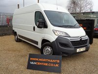 2018 CITROEN RELAY 2.0 35 L3H2 ENTERPRISE BLUEHDI 5d 130 BHP (NAV) £13990.00