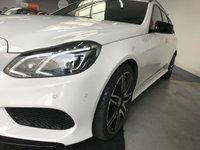 USED 2015 65 MERCEDES-BENZ E CLASS 2.1 E220 BLUETEC AMG NIGHT EDITION 5d AUTO 174 BHP