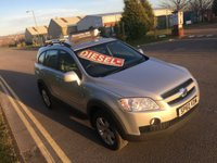 USED 2010 60 CHEVROLET CAPTIVA 2.0 LT VCDI 5 DOOR SUV, ONLY 55,000 MIES