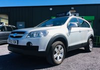 USED 2010 60 CHEVROLET CAPTIVA 2.0 LT VCDI 5 DOOR SUV, WITH ONLY 55,000 MILES