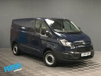 USED 2015 15 FORD TRANSIT CUSTOM 2.2 270 L1H1 * 0% Deposit Finance Available