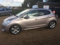 USED 2012 62 PEUGEOT 208 1.4 ALLURE 5d 95 BHP FULL SERVICE HISTORY - FINANCE AVAILABLE
