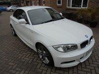 2011 BMW 1 SERIES 2.0 120I M SPORT 2d AUTO 168 BHP £7995.00