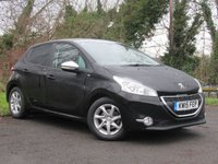 USED 2015 15 PEUGEOT 208 1.4 HDI STYLE 5d  SPACIOUS FAMILY HATCHBACK WITH SATELLITE NAVIGATION