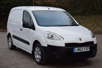 USED 2014 63 PEUGEOT PARTNER 1.6 HDI PROFESSIONAL L1 625  74 BHP