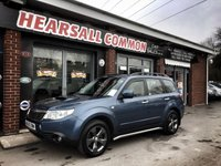 USED 2009 09 SUBARU FORESTER 2.0 D XC 5d 147 BHP
