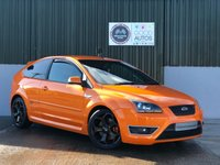 USED 2007 52 FORD FOCUS 2.5 ST-2 3d 225 BHP