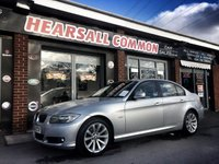 USED 2010 10 BMW 3 SERIES 2.0 320D SE BUSINESS EDITION 4d 181 BHP