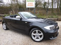 USED 2013 13 BMW 1 SERIES 2.0 120D EXCLUSIVE EDITION 2dr Heated Leather, BMW SH