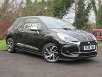 USED 2016 66 DS DS 3 1.6 BLUEHDI PRESTIGE S/S 3d  **SATALLITE NAIGATION**LEATHER INTERIOR**