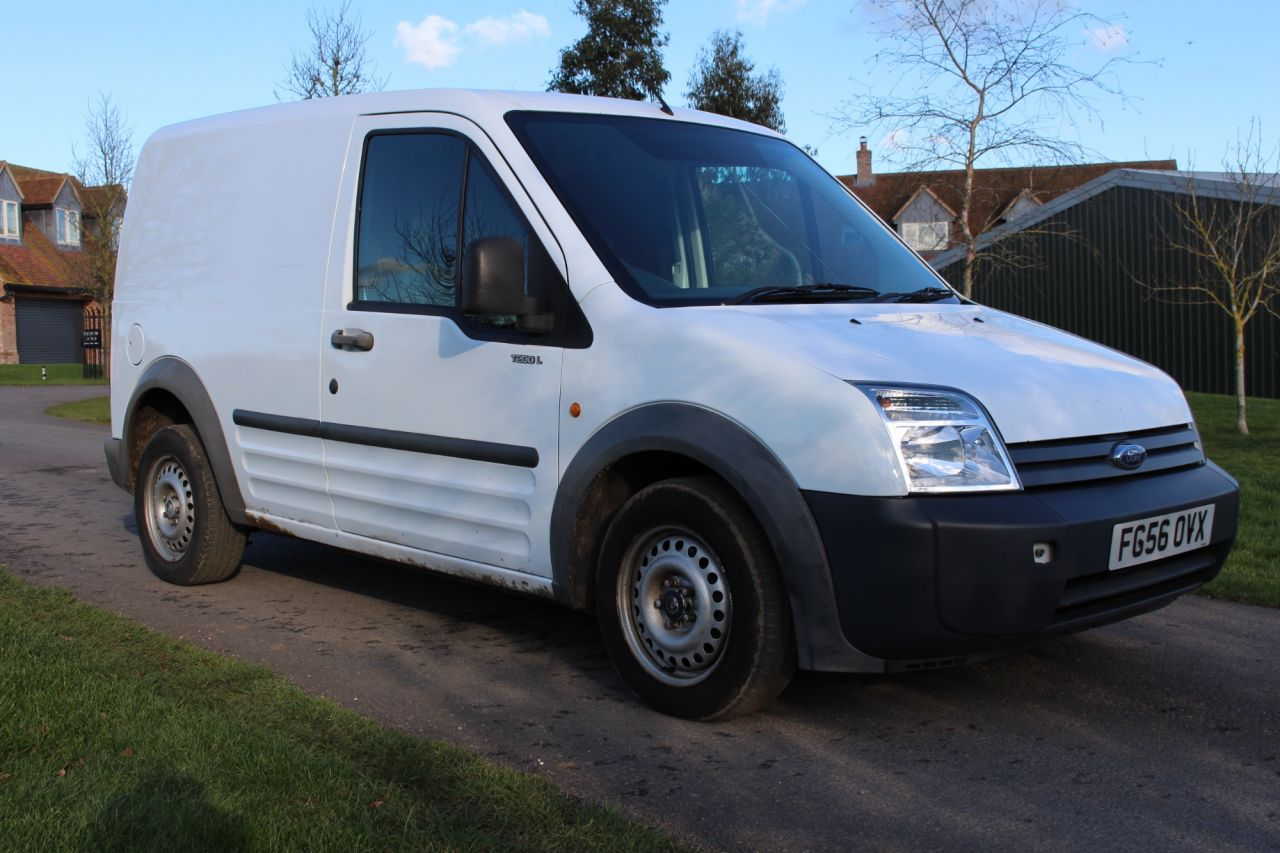 2006 Ford Transit Connect T200 L Swb 75 Tdci 995