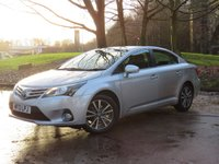 USED 2013 13 TOYOTA AVENSIS 2.0 TR D-4D 4d 124 BHP