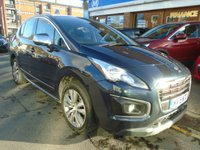 USED 2015 15 PEUGEOT 3008 1.6 ACTIVE HDI FAP 5d 112 BHP LOW FINANCE RATES AVAILABLE