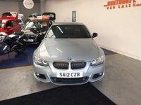 2012 BMW 3 SERIES 2.0 318I SPORT PLUS EDITION 2d 141 BHP £7995.00