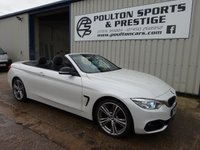 USED 2014 14 BMW 4 SERIES 2.0 420D SPORT 2d 181 BHP