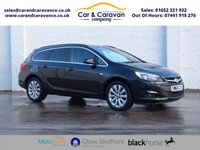 USED 2014 64 VAUXHALL ASTRA 1.6 TECH LINE CDTI ECOFLEX S/S 5d 108 BHP Service History SATNAV DAB A/C Buy Now, Pay Later Finance!