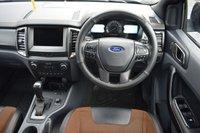 USED 2016 66 FORD RANGER 3.2 WILDTRAK 4X4 DCB TDCI 1d AUTO 197 BHP