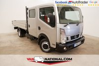 USED 2015 15 NISSAN NT400 CABSTAR 2.5 DCI 35.14 DROPSIDE 136 BHP DOUBLE CAB (ONE OWNER LOVELY) ** READY TO LOAD UP AND  DRIVE AWAY TODAY **