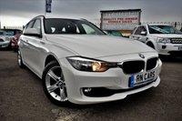 2012 BMW 3 SERIES 2.0 318D SE TOURING 5d 141 BHP £8995.00