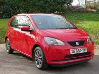 2015 SEAT MII 1.0 I-TECH 5d 59 BHP £5990.00