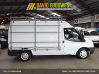 USED 2007 FORD TRANSIT 2.2 280 MWB SHR 110 BHP GLASS FRAIL / CARRIER VAN '' YOU'RE IN SAFE HANDS  ''  WITH THE AA DEALER PROMISE