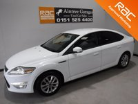 USED 2013 13 FORD MONDEO 2.0 GRAPHITE TDCI 5d 138 BHP AMAZIN CAR WITH AMAZING SPEC, COMES IN THE BEST COLOUR  GLEAMING WHITE  WITH FACTORY TINTED WINDOWS,  SERVICE HISTORY   JUST SERVICED, THIS CAR HAS BEEN VERY WELL LOOKED AFTER AND MAINTAINED WITH NO EXPENSE SPARED,  DAB RADIO ,ELEC WINDOWS, ELEC MIRRORS, AIR CON , REMOTE CENTRAL LOCKING, ALLOY WHEELS,