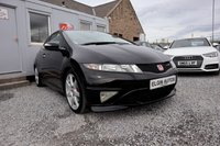 2007 HONDA CIVIC Type R GT 2.0 i-VTEC 3dr ( 201 bhp ) £SOLD