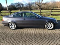 USED 2004 54 BMW 3 SERIES 2.2 320CI SE 2d 168 BHP